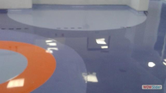 Sistema epoxico autonivelante de 3 mm