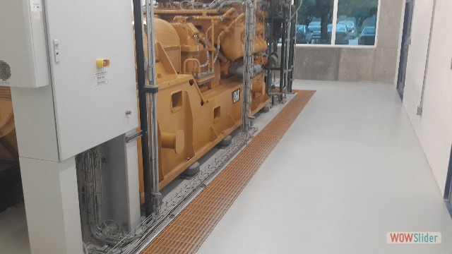 Sistemas epoxicos - cuartos de motores
